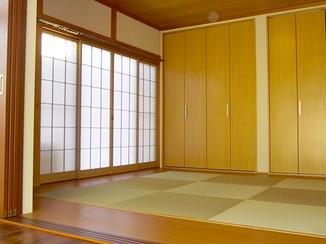 キッチンリフォーム みんなで集える開放的な居室