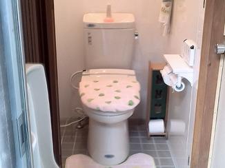 トイレリフォーム ライフスタイルに合わせ現代のトイレへリフォーム