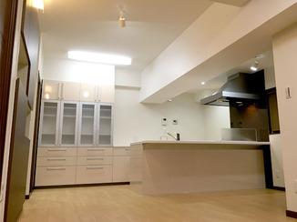 マンションリフォーム フルリフォームでずっと暮らしていける住みやすい部屋へ